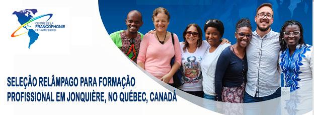 Seleção Relâmpago Quebec